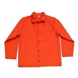 Chicago Protective Apparel FR 30in 9oz Orange Cotton Jacket