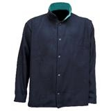 Chicago Protective Apparel 32oz Navy Wool Jacket