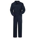 Bulwark® Ladies Excel FR ComforTouch 7oz Navy Blue Premium Coverall