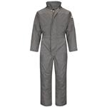 Bulwark® Excel FR ComforTouch Gray Premium Insulated Coverall