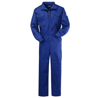 Bulwark® Nomex IIIA 4.5oz Royal Blue Premium Coverall