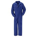 Bulwark® Ladies Nomex IIIA 6oz Royal Blue Premium Coverall