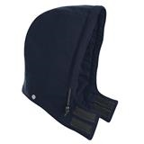 Bulwark® Nomex IIIA Universal Fit Navy Snap On Insulated Hood