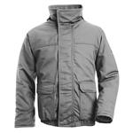 Bulwark® Excel FR ComforTouch Gray Insulated Bomber Jacket