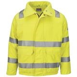 Bulwark® CoolTouch 2 Hi Visibility Lined Bomber Jacket with Reflective Trim