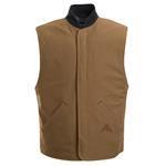 Bulwark® Excel FR ComforTouch Brown Duck Vest Jacket Liner