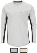 Bulwark Excel FR Long Sleeve with Concealed Chest Pocket