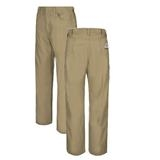 Bulwark® Excel FR ComforTouch 8.5oz Khaki Loose Fit Midweight Canvas Jean