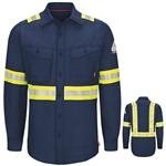 Bulwark iQ Series Enhanced Visibility Endurance Work Shirt