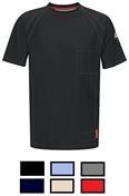Bulwark iQ Series Black Short Sleeve Tee