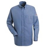 Bulwark Excel FR 7oz Denim Dress Shirt