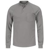 Bulwark CoolTouch 2 Long Sleeve Henley Shirt