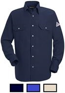 Bulwark Nomex IIIA 4.5oz Snap-Front Uniform Shirt