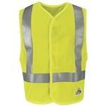 Bulwark® Hi Visibility Flame Resistant Mesh Safety Vest