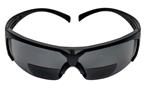 Grey Scotchgard™  Anti-fog Reader Safety Glasses