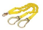 100% Tie-Off Shock Absorbing Lanyard
