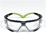 Safety Glasses SF401AF-FM, Foam, Clear Anti-fog Lens
