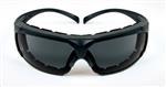 Safety Glasses Foam, Grey Scotchgard™ Anti-fog Lens