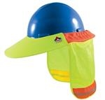 Hi-Visibility FR Treated Hard Hat Visor