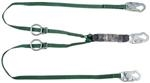 V-Series™ Standard Twin Leg 6ft Tie-Back Lanyard