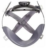 MSA Fas-Trac III Hard Hat 4-Point Suspension for SkullGard Cap or Hat