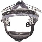 MSA Fas-Trac III Hard Hat 4-Point Suspension for Super-V