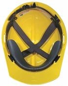 MSA 1 Touch Hard Hat 4-Point Suspension for TopGuard Cap or Hat
