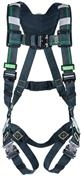 EVOTECH® Arc Flash Harness with Quick Connect Leg Straps and Shoulder Padding