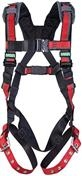 EVOTECH® Lite Harness with Back D-Ring and Tongue Buckle Leg Straps