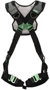 V-FLEX™ Harness with Back D-Ring and Quick Connect Leg Straps
