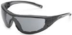 Gateway™ Swap® Gray Anti-Fog Safety Glasses