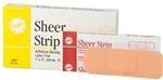 Adhesive Bandage, Sheer Strips 1