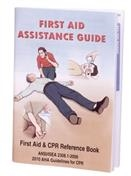 First Aid Guide, ANSI, booklet, each