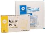 Gauze Pads, sterile, 3
