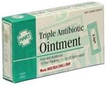 Triple Antibiotic Ointment, 0.5 gm, 10 packets per unit