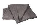 66in x 90in Gray Wool Blanket