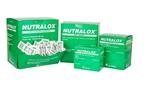 Nutralox Antacid Mint Flavored Tablets, 125 Packets per Box