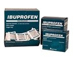 200mg Ibuprofen, Pain Reliever, 125 Packets per Box