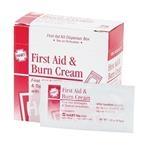 First Aid and Burn Cream, 25 Packets per Box