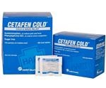 Cetafen Cold, Cold and Flu Relief, 50 Packets per Box