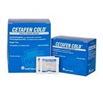 Cetafen Cold, Cold and Flu Relief, 125 Packets per Box