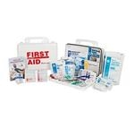 Polypropylene ANSI Class A Bulk First Aid Kit, For Up to 25 People