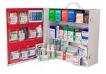 Three Shelf First Aid Station